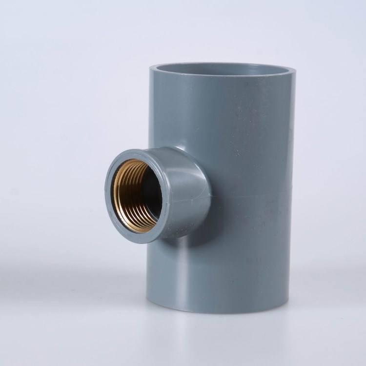 江门灰色管件upvc